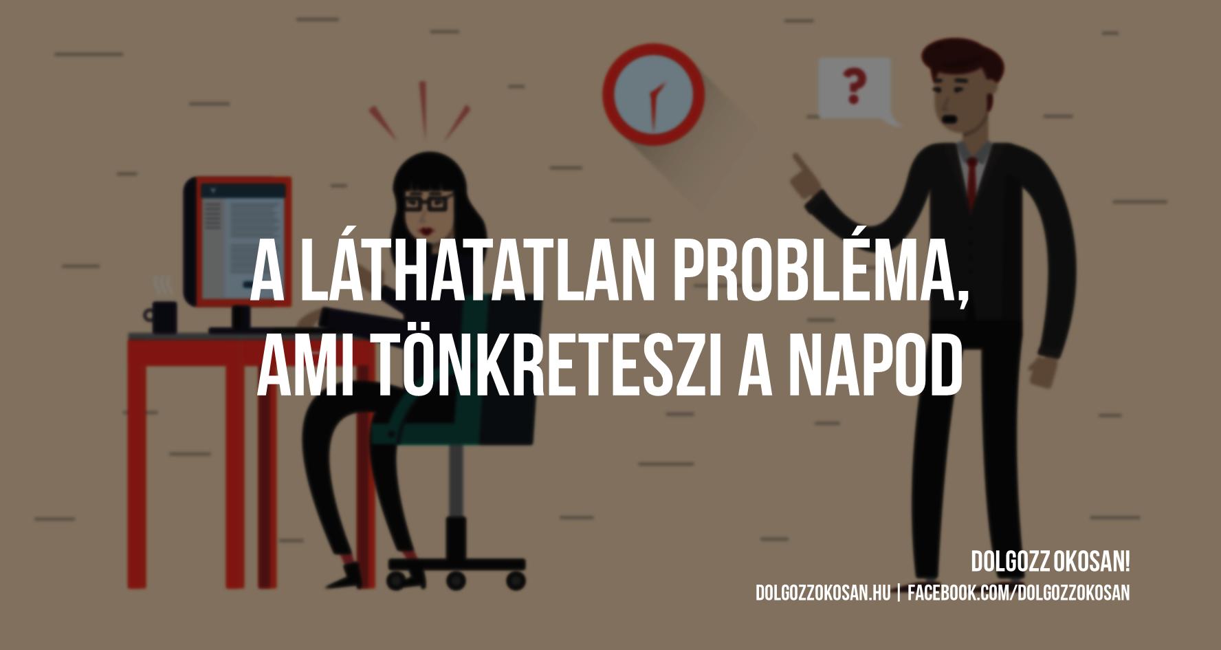 Multitasking: A láthatatlan probléma, ami tönkreteszi a napodat
