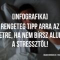 személyes produktivitás, alvás, stressz